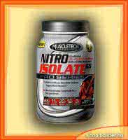 MuscleTech Nitro Isolate 65 Pro Series (0,95 kg)