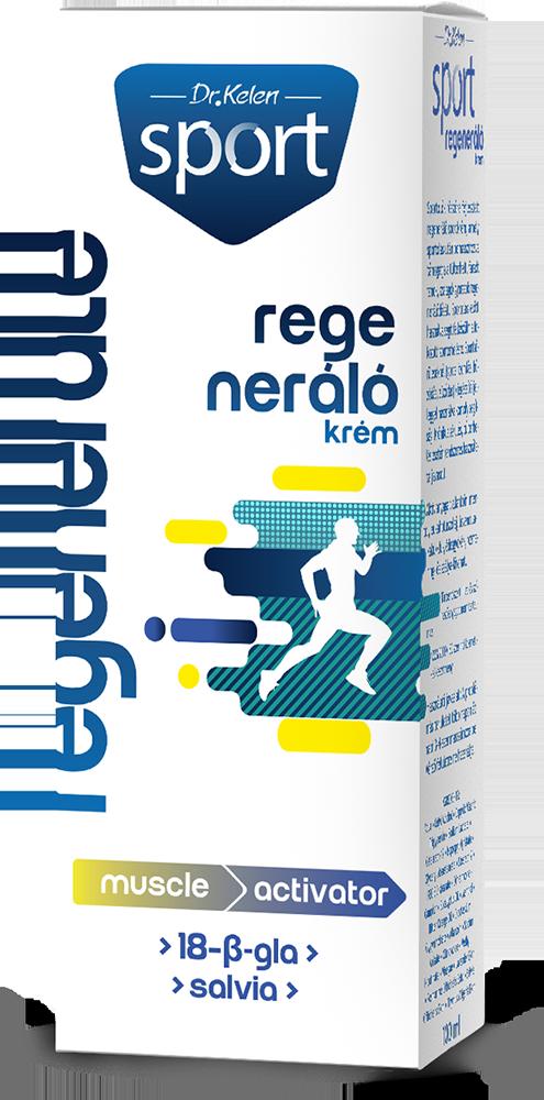 Dr. Kelen Cosmetics Dr.Kelen Sport regeneráló krém 100 ml