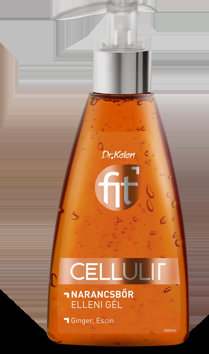 Dr. Kelen Cosmetics Fitness Cellulit gél 150 ml