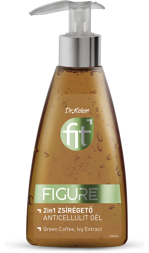 Dr. Kelen Cosmetics Fitness Figure 2in1 gél 150 ml