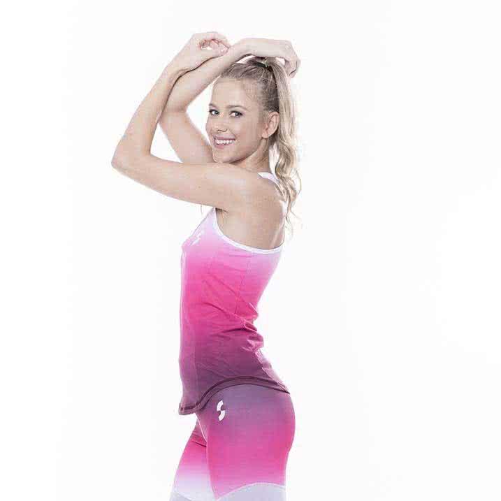 Scitec Nutrition Paris női edző trikó