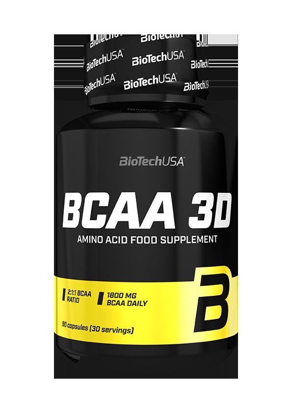 BioTech USA BCAA 3D 90 kap.
