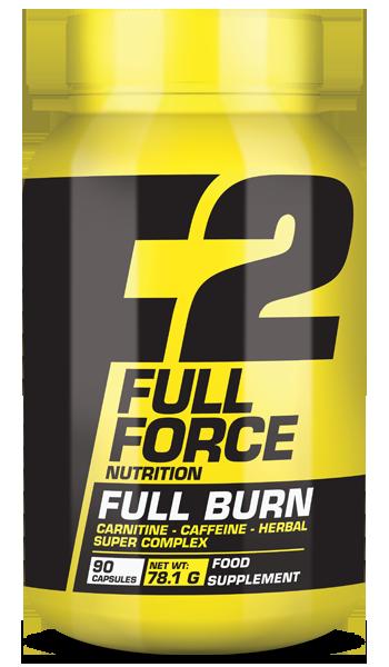 Full Force Full Burn 90 kap.