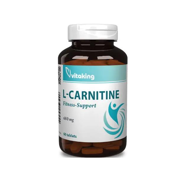 VitaKing L-Carnitine 60 tab.