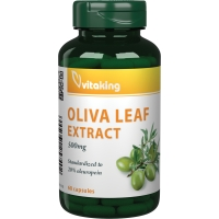VitaKing Olive Leaf Extract (60 kap.)