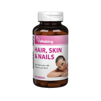 VitaKing Hair, Skin & Nails (30 tab.)