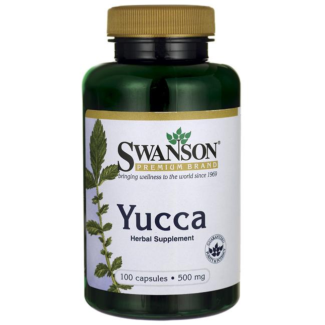 Swanson Yucca 100 kap.