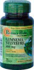 Puritan`s Pride Gymnema Sylvestre 90 tab.
