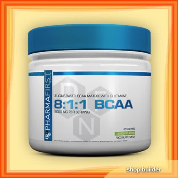 Pharma First 8:1:1 BCAA 315 gr.