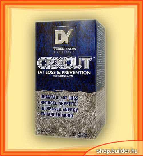 Dorian Yates Nutrition CRXCUT™ 120 kap.