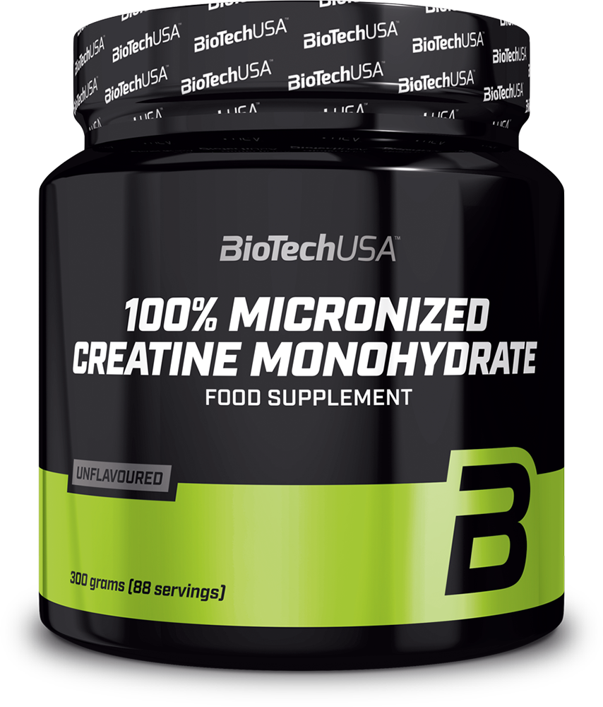 BioTech USA Creatine Monohydrate 300 gr.