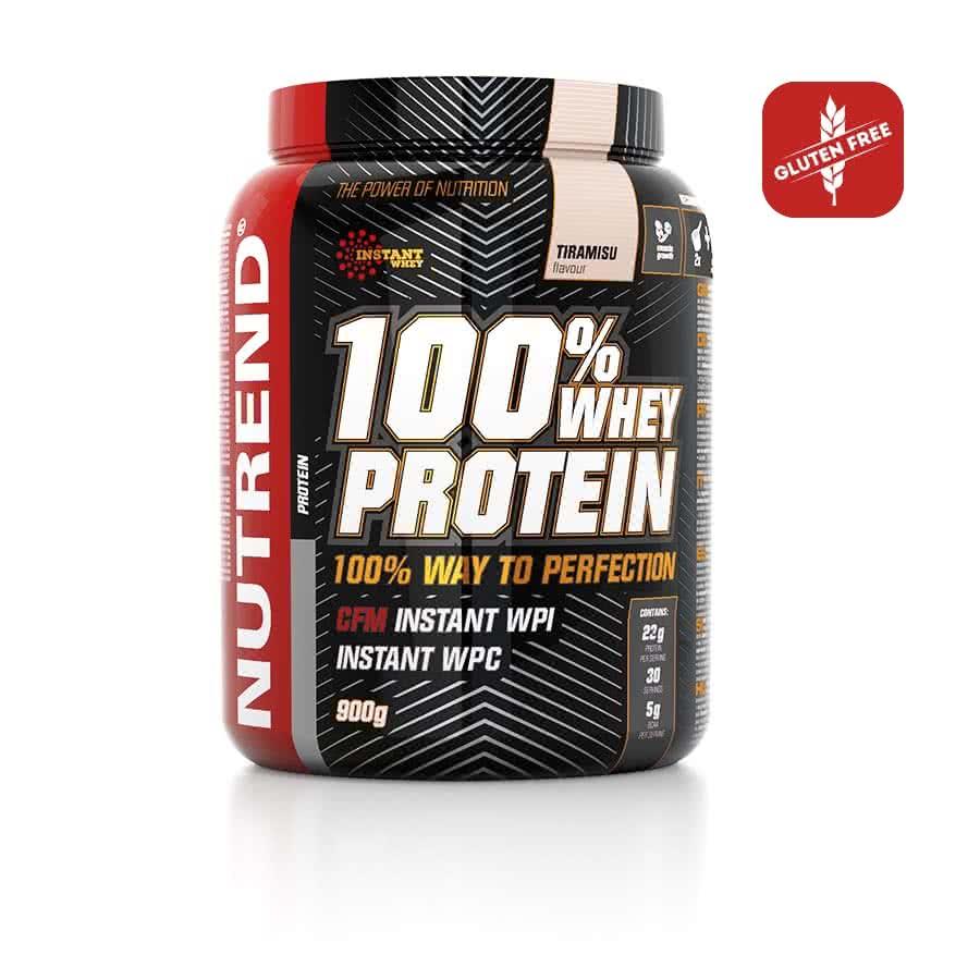 Nutrend 100% Whey Protein 0,9 kg