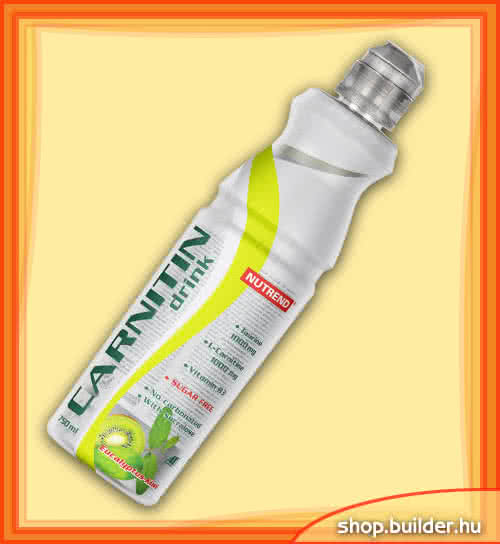 Nutrend Carnitin Drink koffeinmentes 750 ml