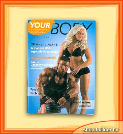 Könyvek/Magazinok Your Body 2011/2.
