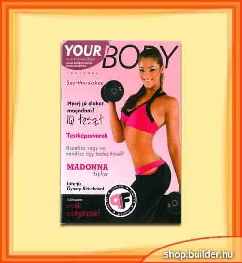 Könyvek/Magazinok Your Body 2011/2/2 Különszám