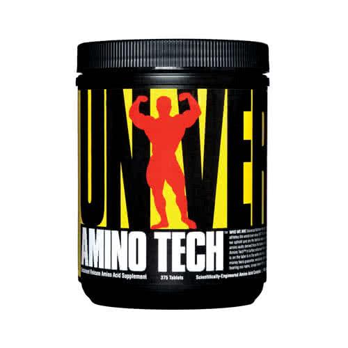 Universal Nutrition Amino Tech 375 tab.