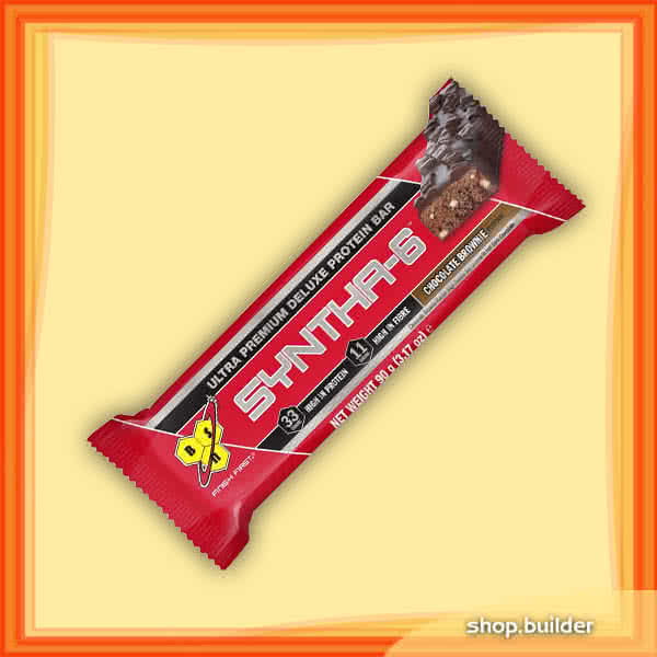 BSN Syntha-6 Deluxe Protein Bar 90 gr.