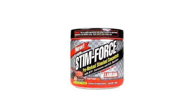 Labrada Nutrition Stim-Force 169 gr.