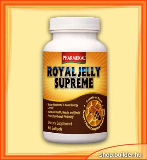 Pharmekal Royal Jelly Supreme 60 g.k.