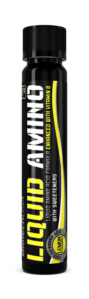 BioTech USA Liquid Amino 20x25 ml