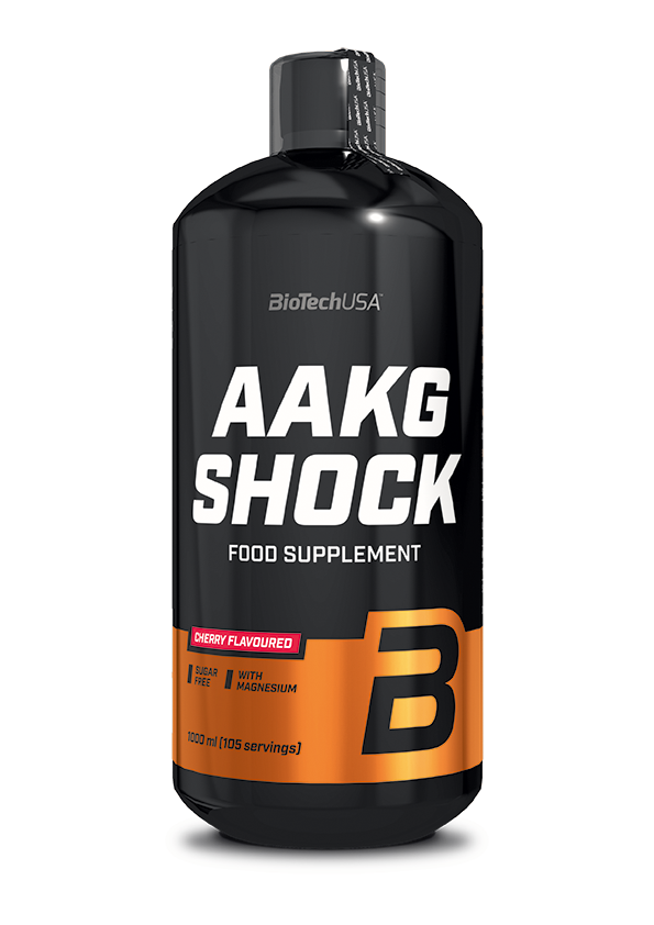 BioTech USA AAKG Shock 1 lit.