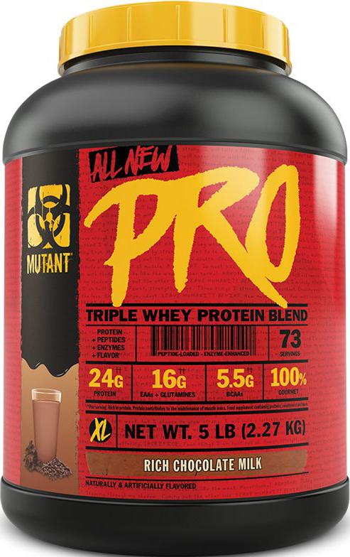 Mutant Mutant Pro 2,273 kg