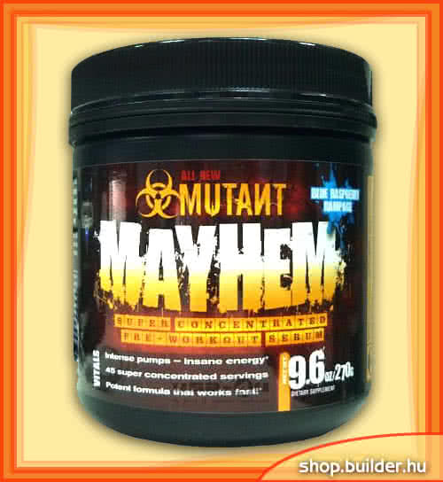 Mutant Mutant Mayhem 270 gr.