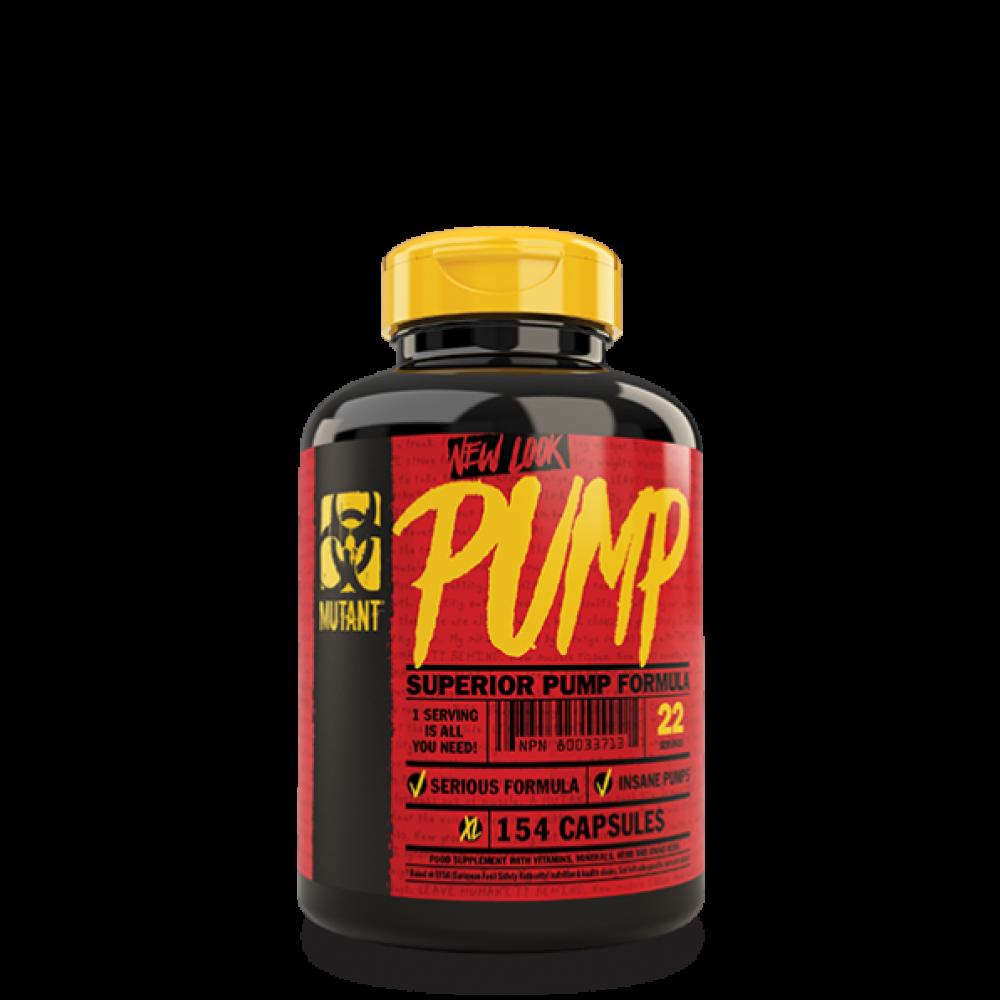 Mutant Mutant Pump 154 tab.