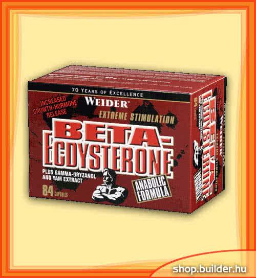 Weider Nutrition Beta-Ecdysterone 84 kap.