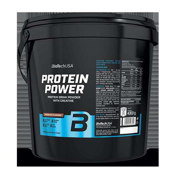 BioTech USA Protein Power 4 kg