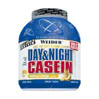 Weider Nutrition Day & Night Casein (1,8 kg)