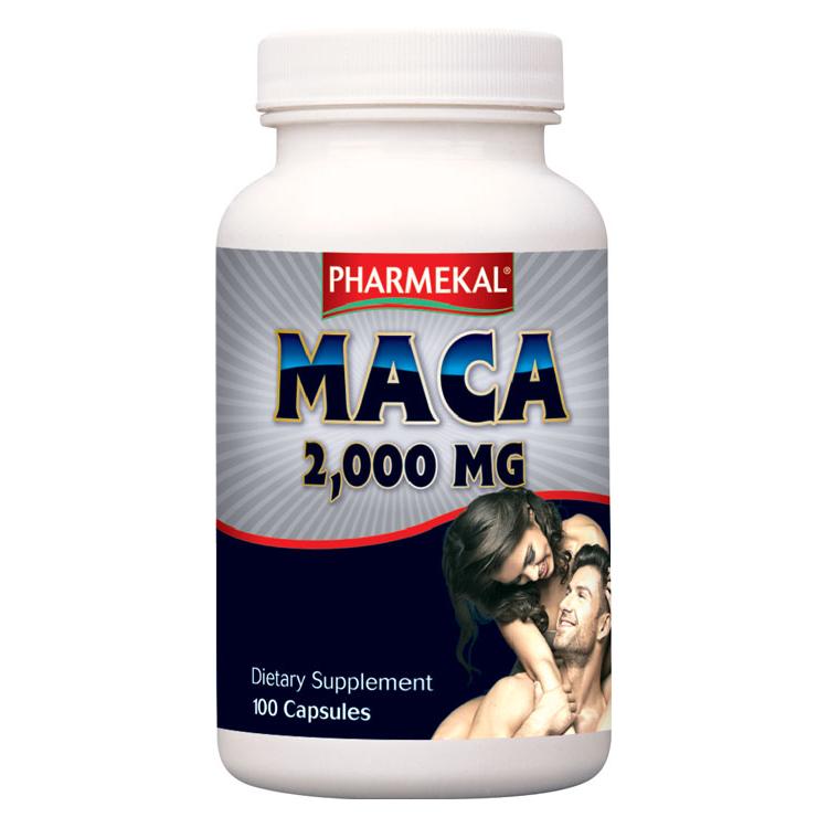 Pharmekal Maca 100 kap.
