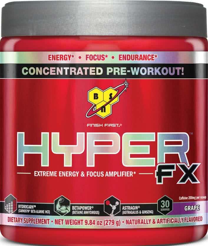 BSN Hyper FX 294 gr.