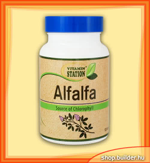 Vitamin Station Alfalfa 120 tab.