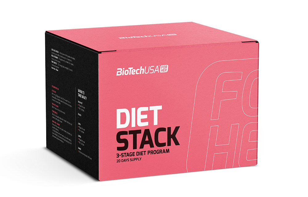 BioTech USA Diet Stack For Her szett