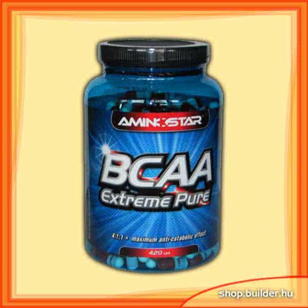 AminoStar BCAA Extreme Pure 420 kap.