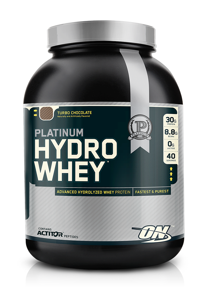 Optimum Nutrition Platinum Hydro Whey 1,590 kg
