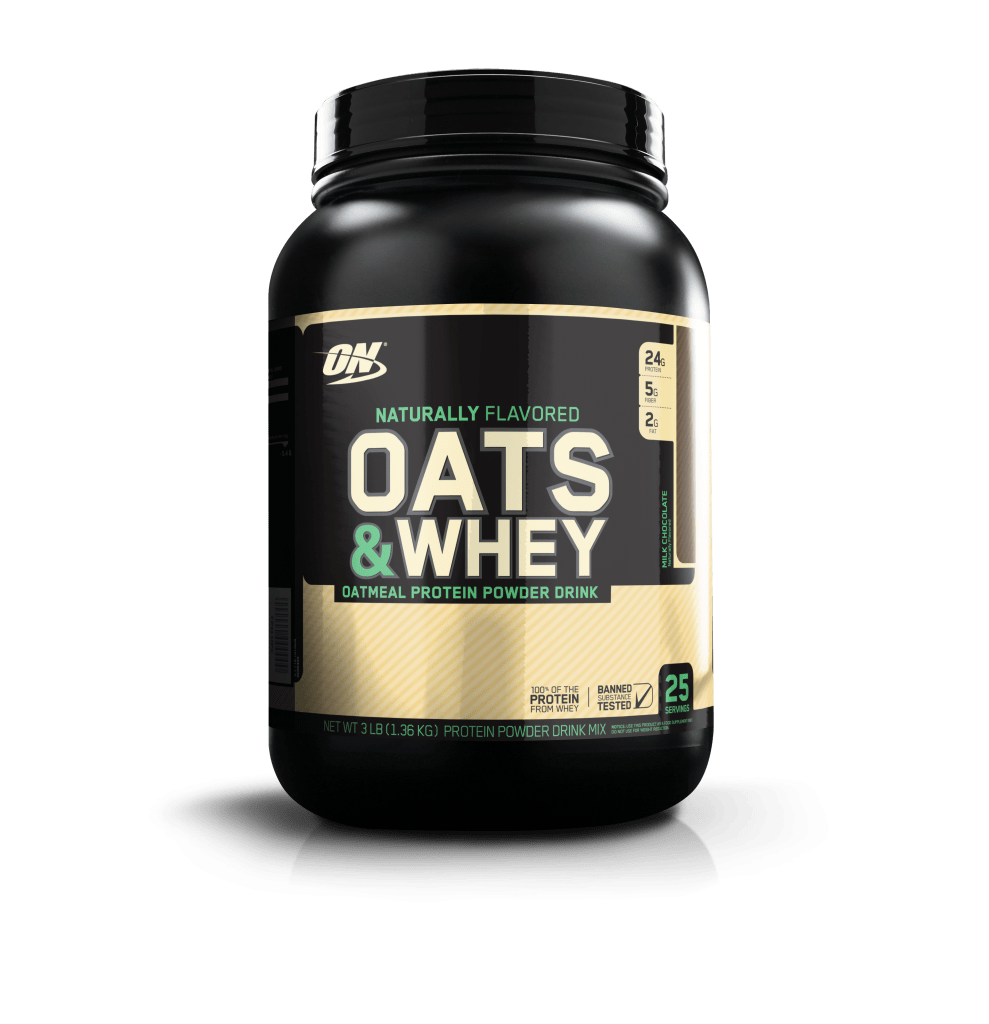 Optimum Nutrition Natural 100% Oats & Whey 1,363 kg