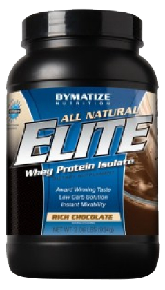 Dymatize All Natural Elite Whey 0,934 kg