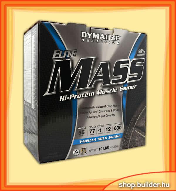 Dymatize Elite Mass 4,54 kg
