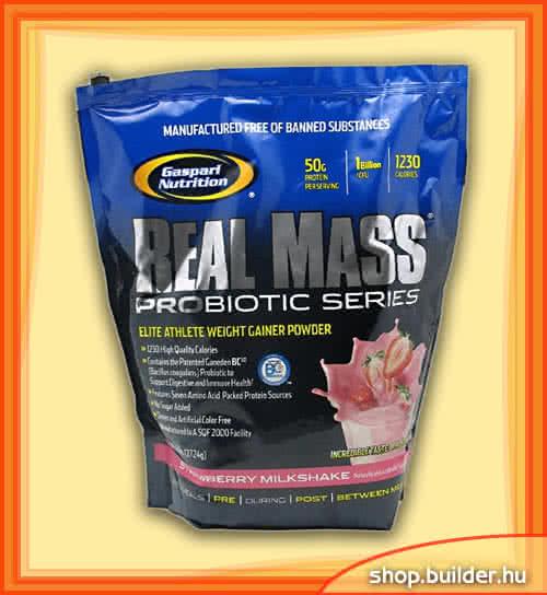 Gaspari Nutrition Real Mass Probiotic Series 2,721 kg