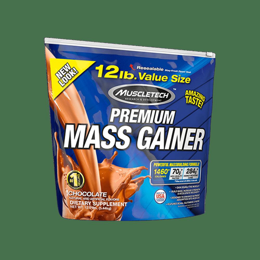 MuscleTech 100% Premium Mass Gainer 5,44 kg
