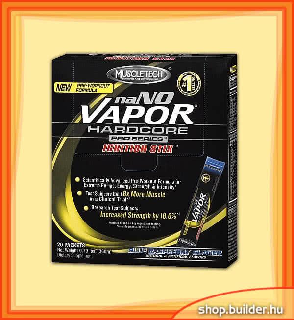 MuscleTech naNO Vapor Hardcore Pro Series Ignition Stix 20x18 g