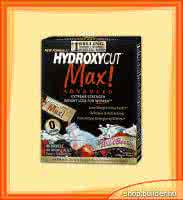 MuscleTech Hydroxycut Max Advanced Instand Drink Packets (40 pak.)
