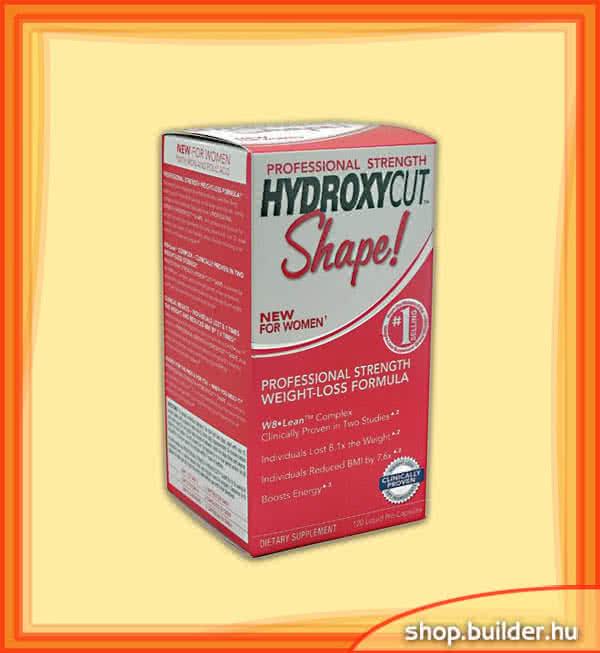 MuscleTech Hydroxycut Shape 120 kap.
