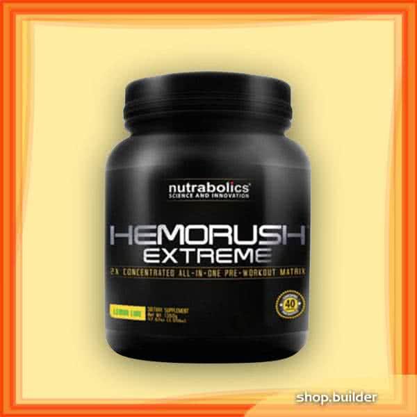 Nutrabolics Hemorush Extreme 1,36 kg