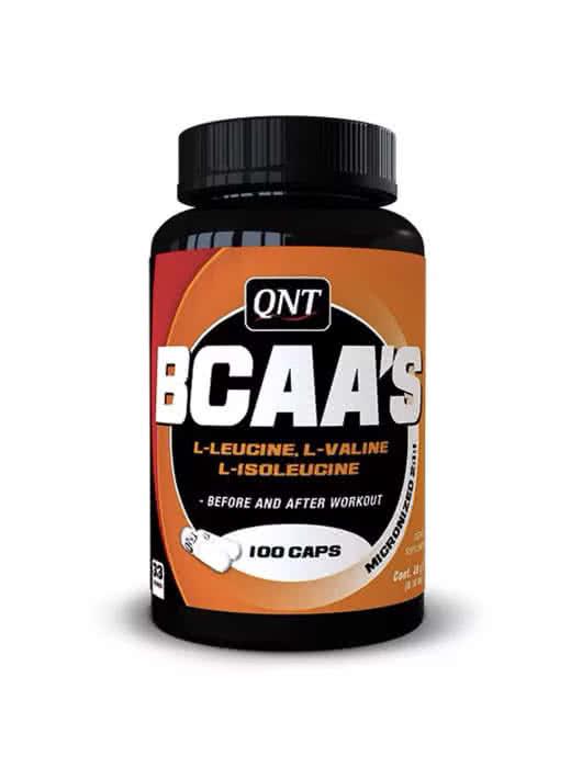 QNT Sport BCAAs 100 kap.