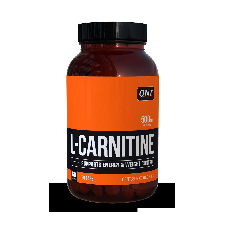 QNT Sport L-Carnitine 60 kap.