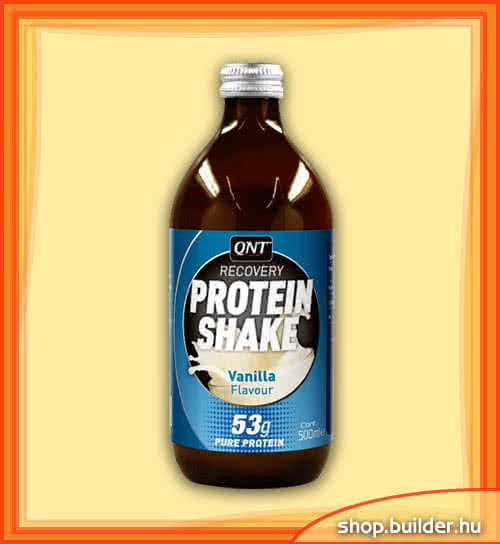 QNT Sport Recovery Protein Shake 500 ml