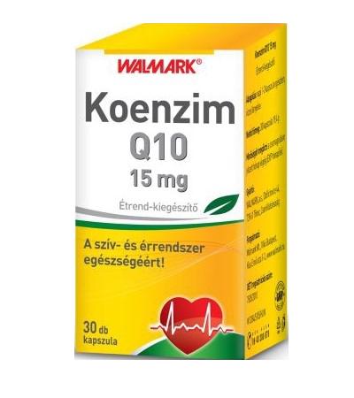 Walmark Q10 Koenzim 30 kap.